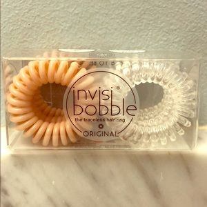 invisibobble hair rings (set of 6)